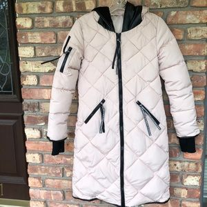 Other - New never worn puffer coat. Ribbed cuffs